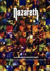 "Nazareth  ""The Greatest Hits Live in Glasgow"""