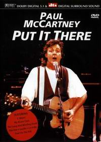 "Paul McCartney ""Put It There"""