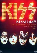 Kiss - Kissology Vol.2 1978-1991  (4 DVD)